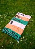 "StuBru - Strandlaken ""Sea, Sex & Sun"""