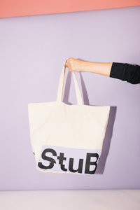 StuBru - Naturel Cotton Bag #4