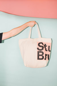 StuBru - Naturel Cotton Bag #5