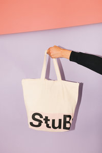 StuBru - Naturel Cotton Bag #6